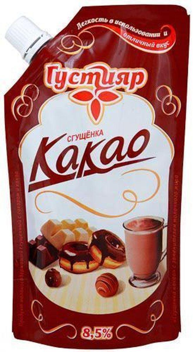 Союзконсервмолоко Густияр молоко сгущенное с какао, 270 г все цены