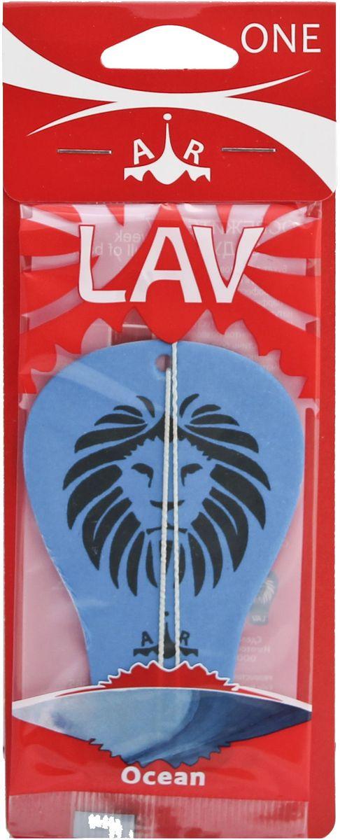 Ароматизатор автомобильный LAV One. Ocean ароматизатор audi