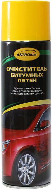 Очиститель битумных пятен ASTROhim, 650 мл очиститель кузова fill inn от битумных масляных пятен 335 мл