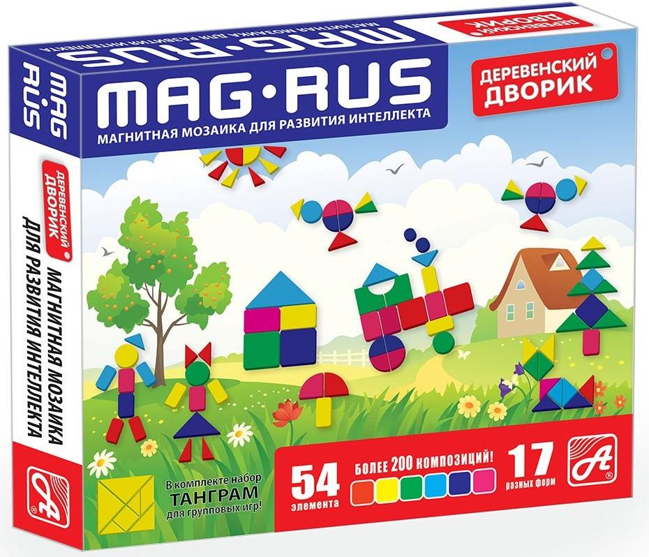 купить Mag-Rus Мозаика магнитная Деревенский дворик онлайн