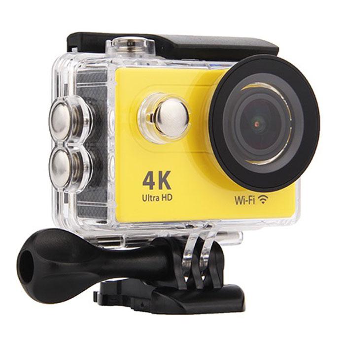 Eken H9R Ultra HD, Yellow экшн-камера цена