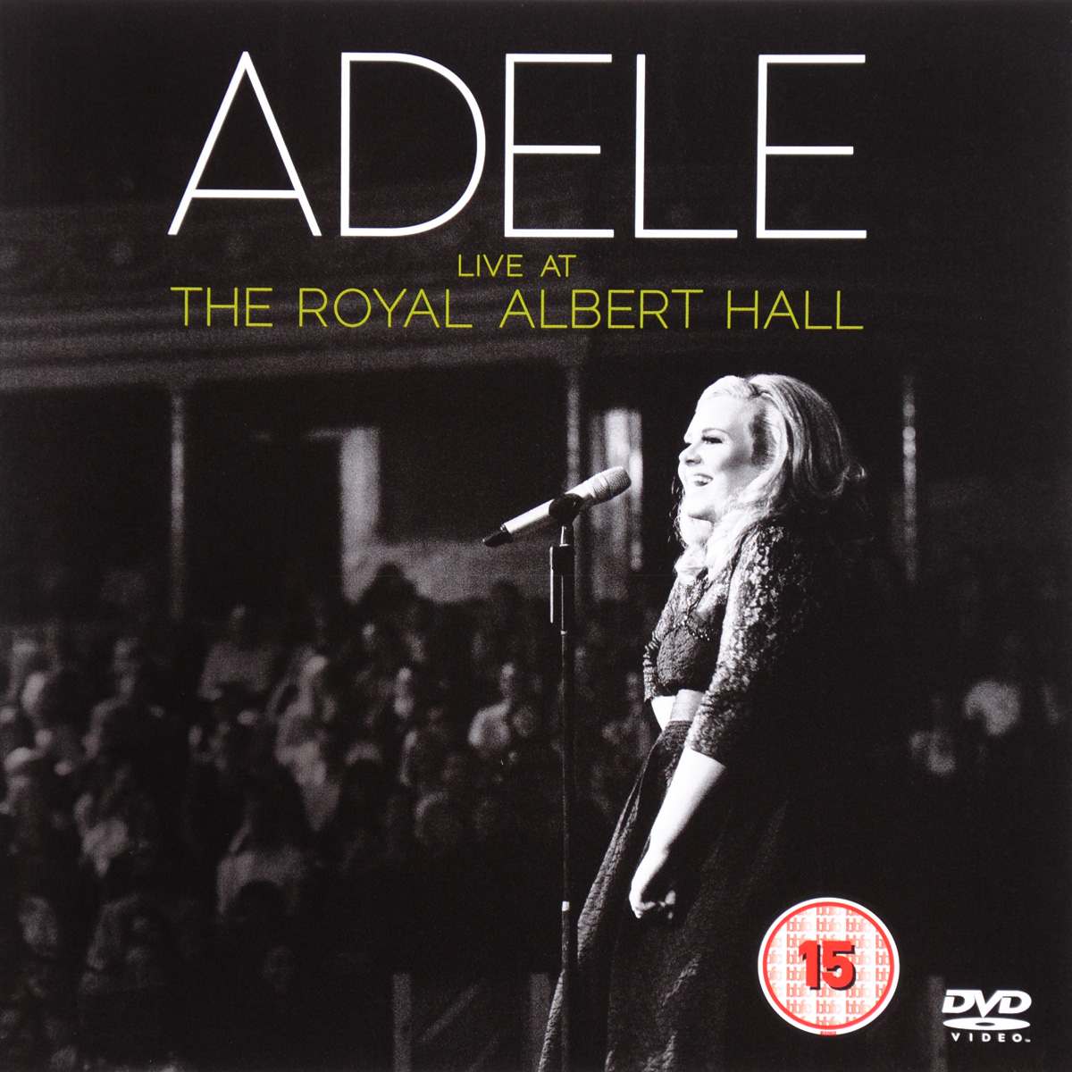 Adele: Live At The Royal Albert Hall (DVD + CD) an evening with andy williams live from the royal albert hall 1978