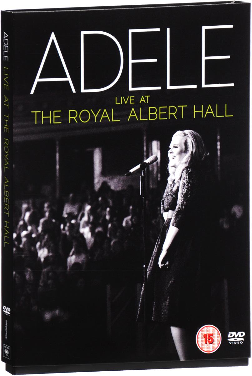 Adele: Live At The Royal Albert Hall (DVD + CD) цена
