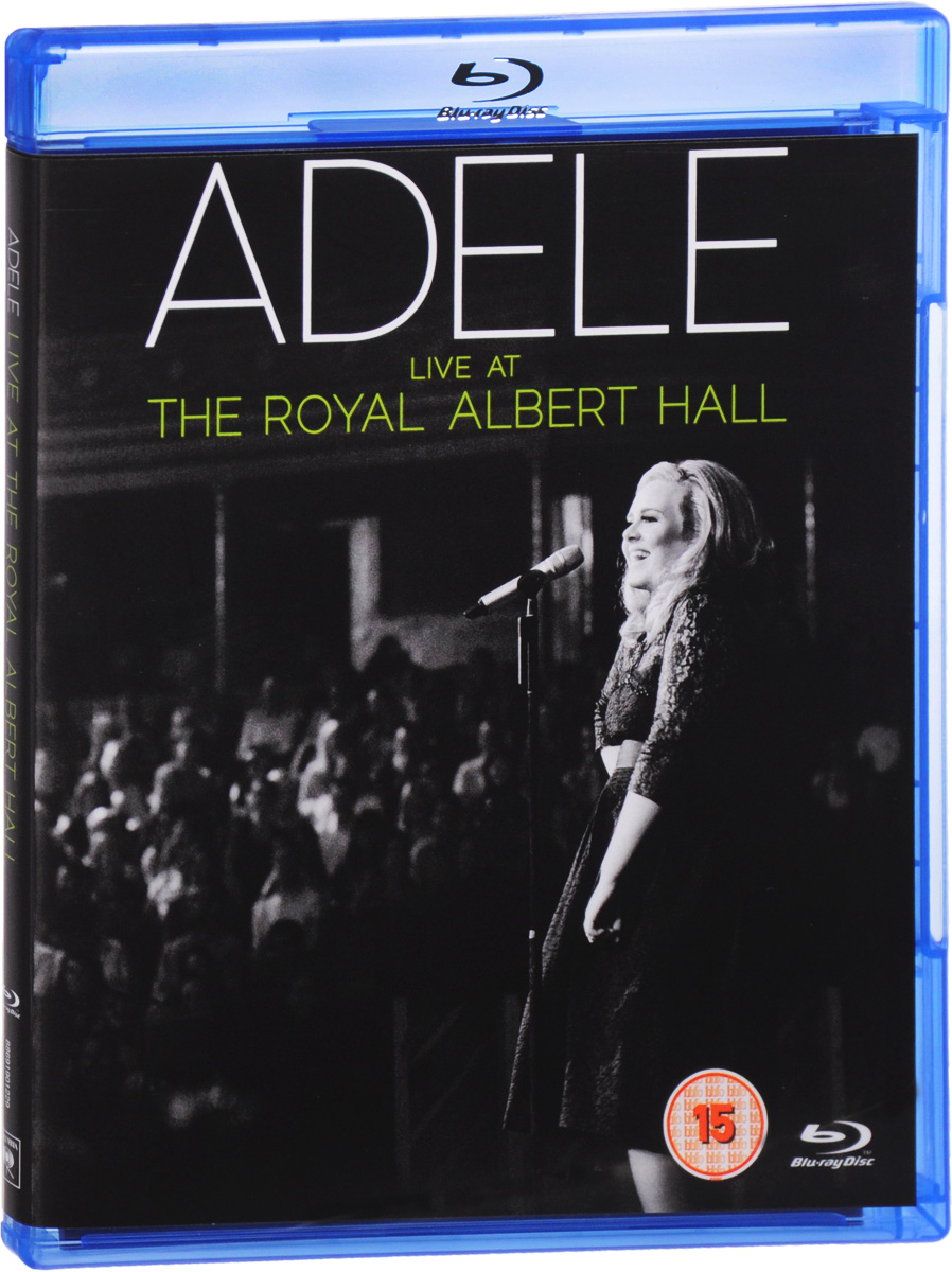 Adele: Live At The Royal Albert Hall (Blu-Ray + CD) цена