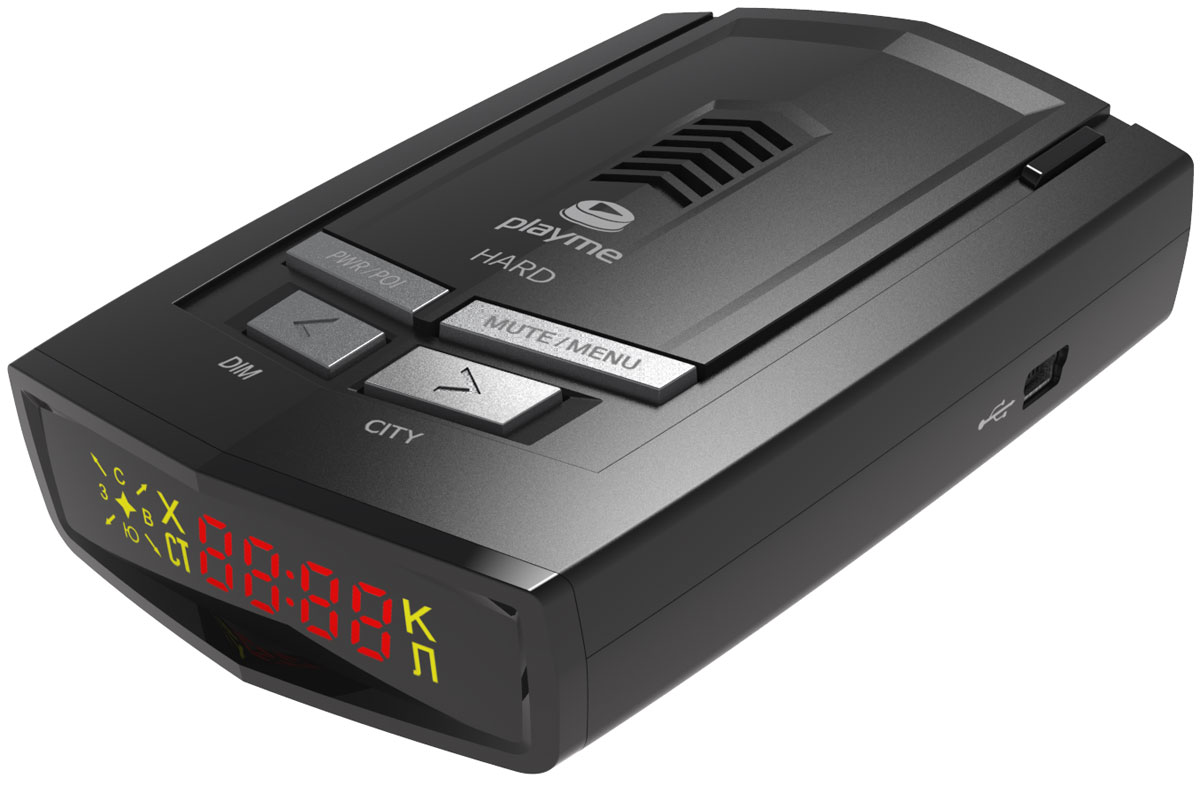 где купить PlayMe Hard радар-детектор по лучшей цене