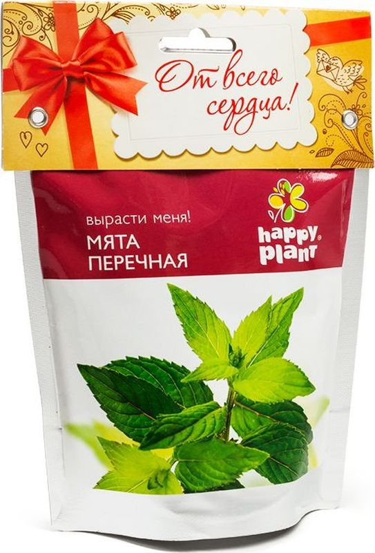 Happy Plant Набор для выращивания Мята перечная набор для выращивания rostokvisa мята