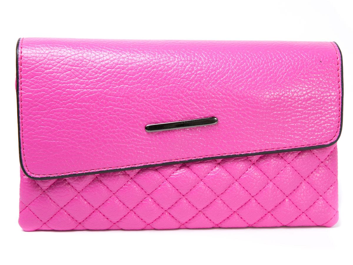Клатч женский Mitya Veselkov, цвет: розовый. LADYBAG5-18 цена и фото