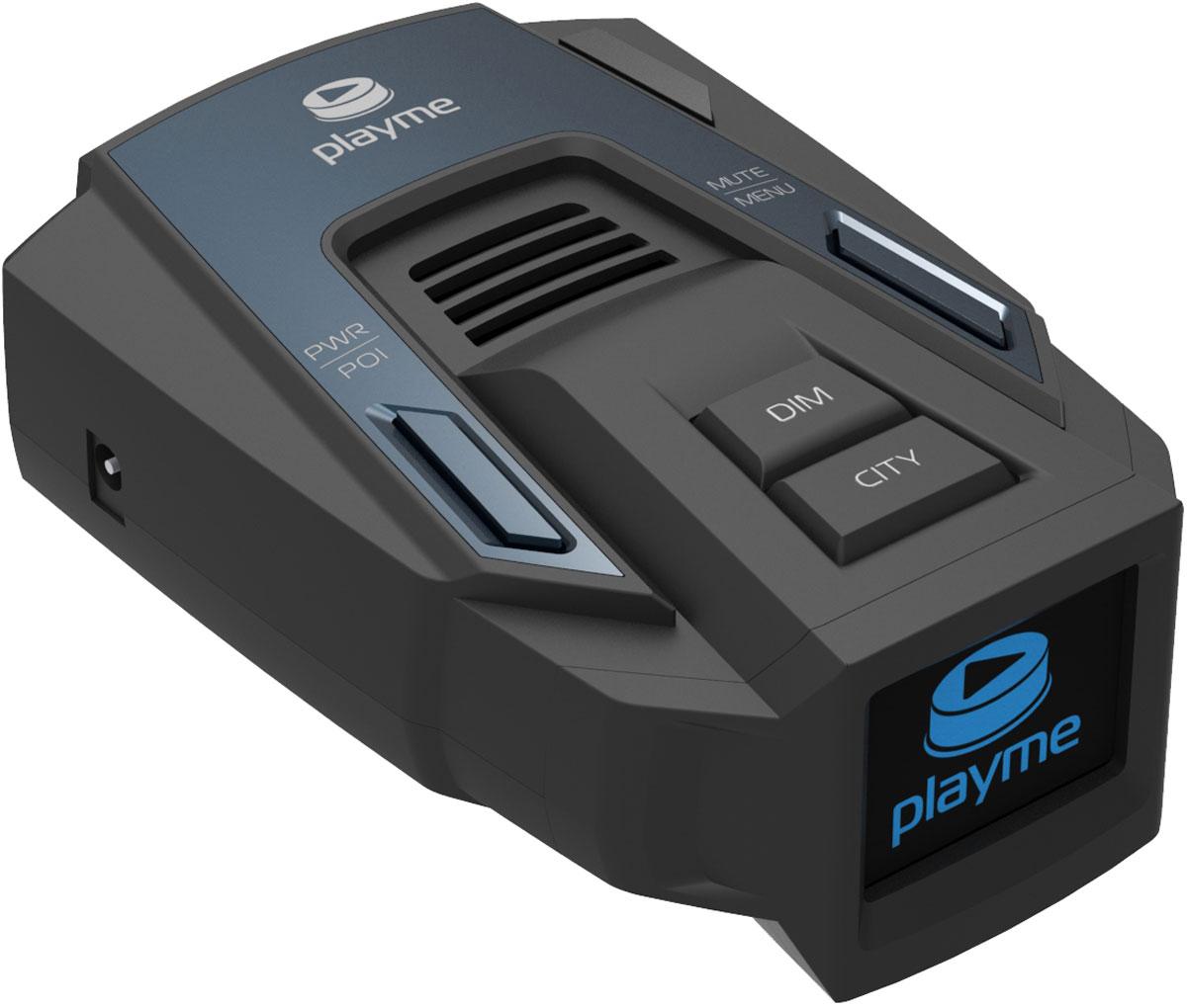 PlayMe Silent радар-детектор Уцененный товар (№2)