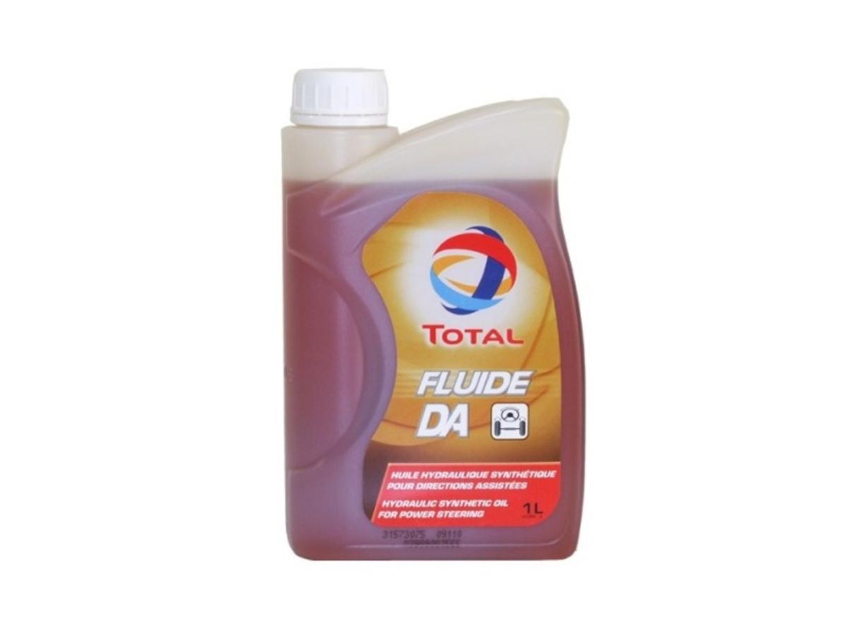 Гидравлическая жидкость Total Fluide DA, 1 л жидкость для акпп total fluide g3 1 л