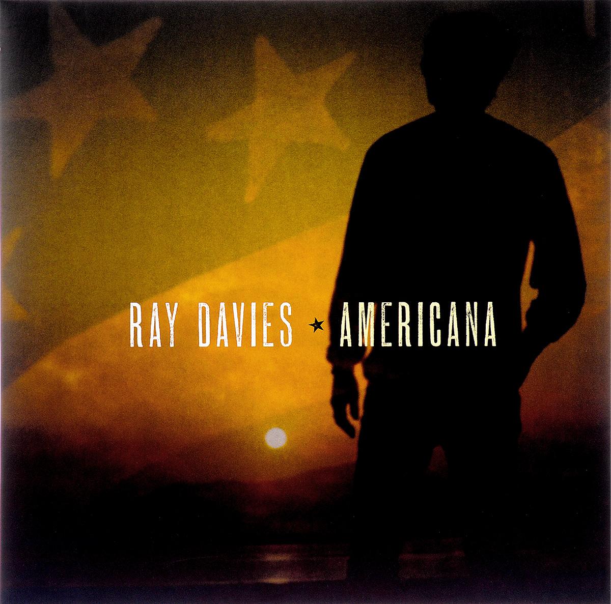 Рэй Дэвис Ray Davies. Americana (2 LP) ray davies ray davies americana 2 lp