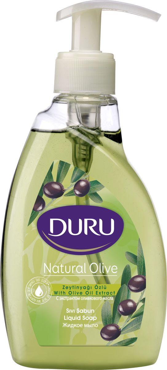 Duru Natural Мыло жидкое OLIVE 300мл