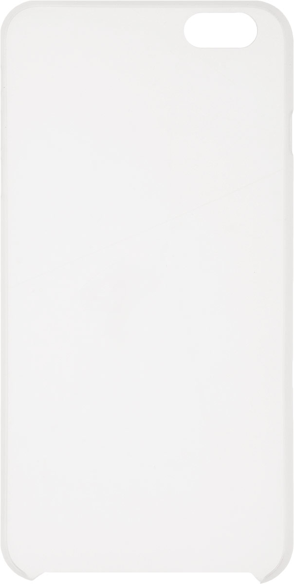Liberty Project защитная крышка 0,4 мм для iPhone 6 Plus, White стоимость