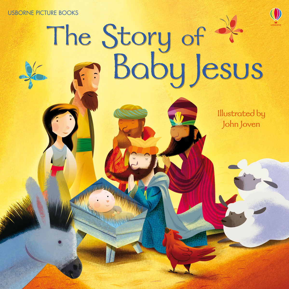 The Story of Baby Jesus story of london picture book