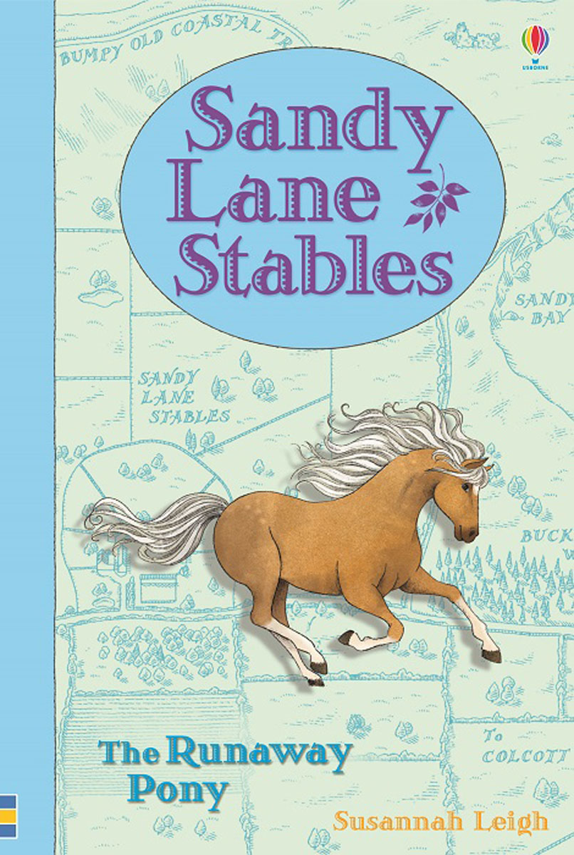 Sandy Lane Stables The Runaway Pony (Young Reading) (Young Reading Plus)