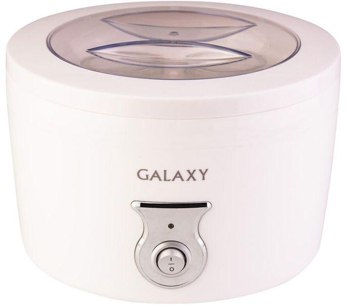 лучшая цена Йогуртница Galaxy GL 2695, White