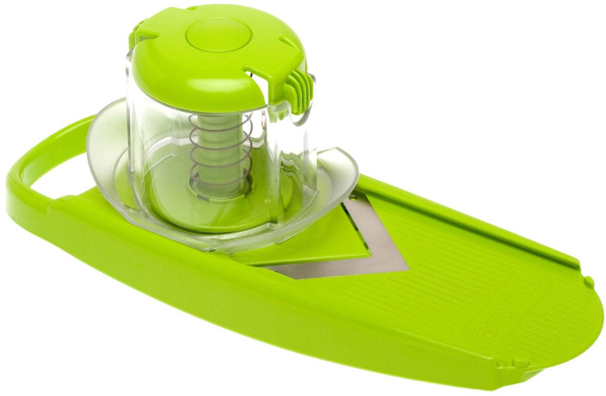 Status 115510, Green овощерезка продольная овощерезка gefu продольная овощерезка