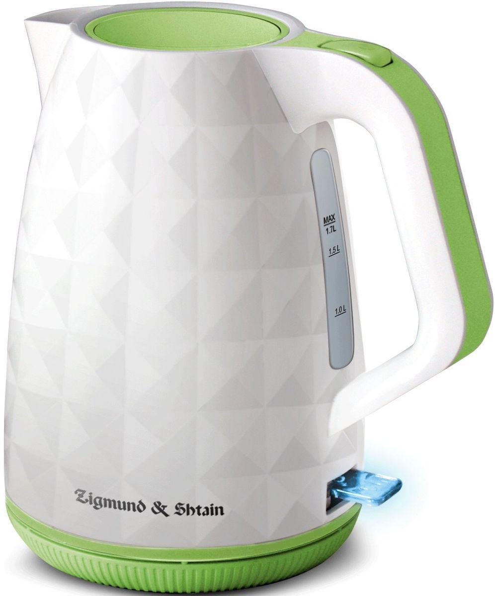 Электрический чайник Zigmund & Shtain KE-619