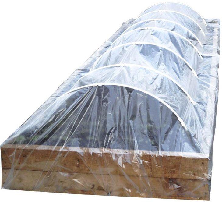 Парник-туннель сборный Garden Show, 5 х 1,15 х 0,58 м парник заря 4 м