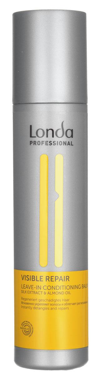 Londa Professional Visible Repair Несмываемый бальзам-кондиционер для поврежденных волос, 250 мл