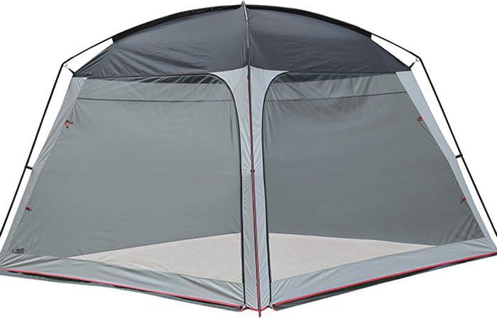 Палатка High Peak PAVILLON, цвет: светло-серый, темно-серый, 300 х 300 х 210 см. 14046