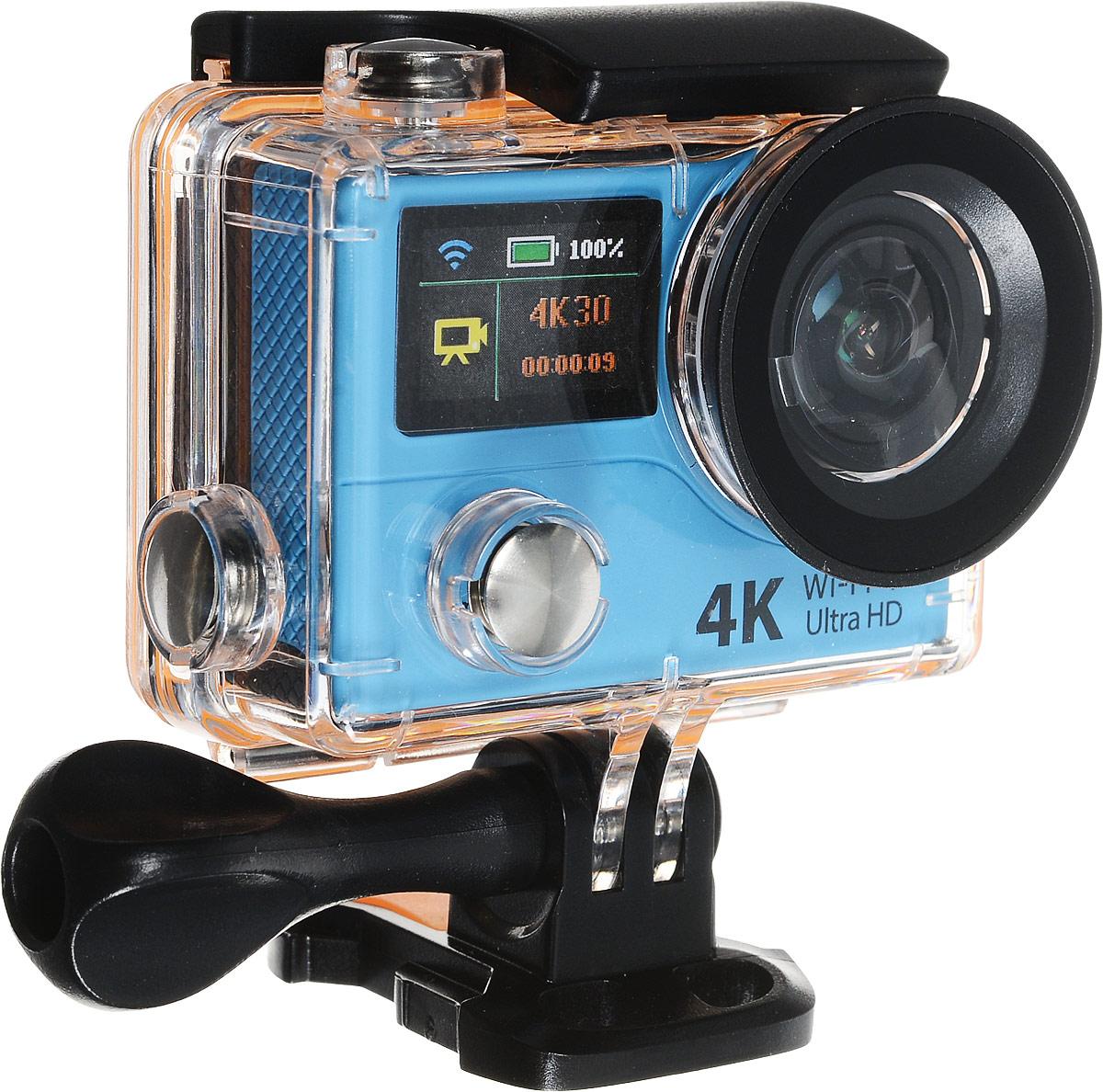 лучшая цена Eken H3R Ultra HD, Blue экшн-камера