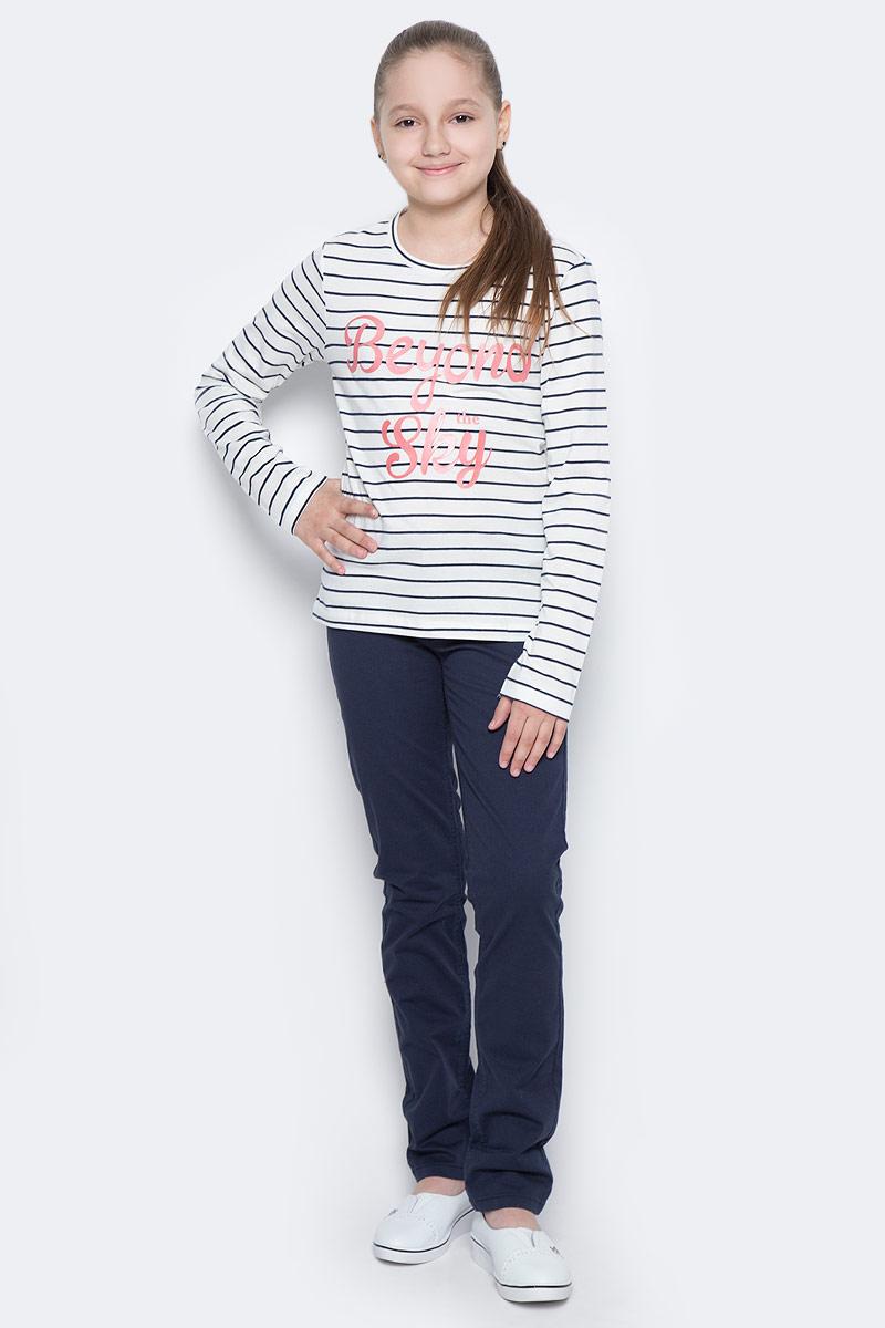 Брюки Sela брюки для девочки sela цвет черный p 615 1069 8341 размер 152
