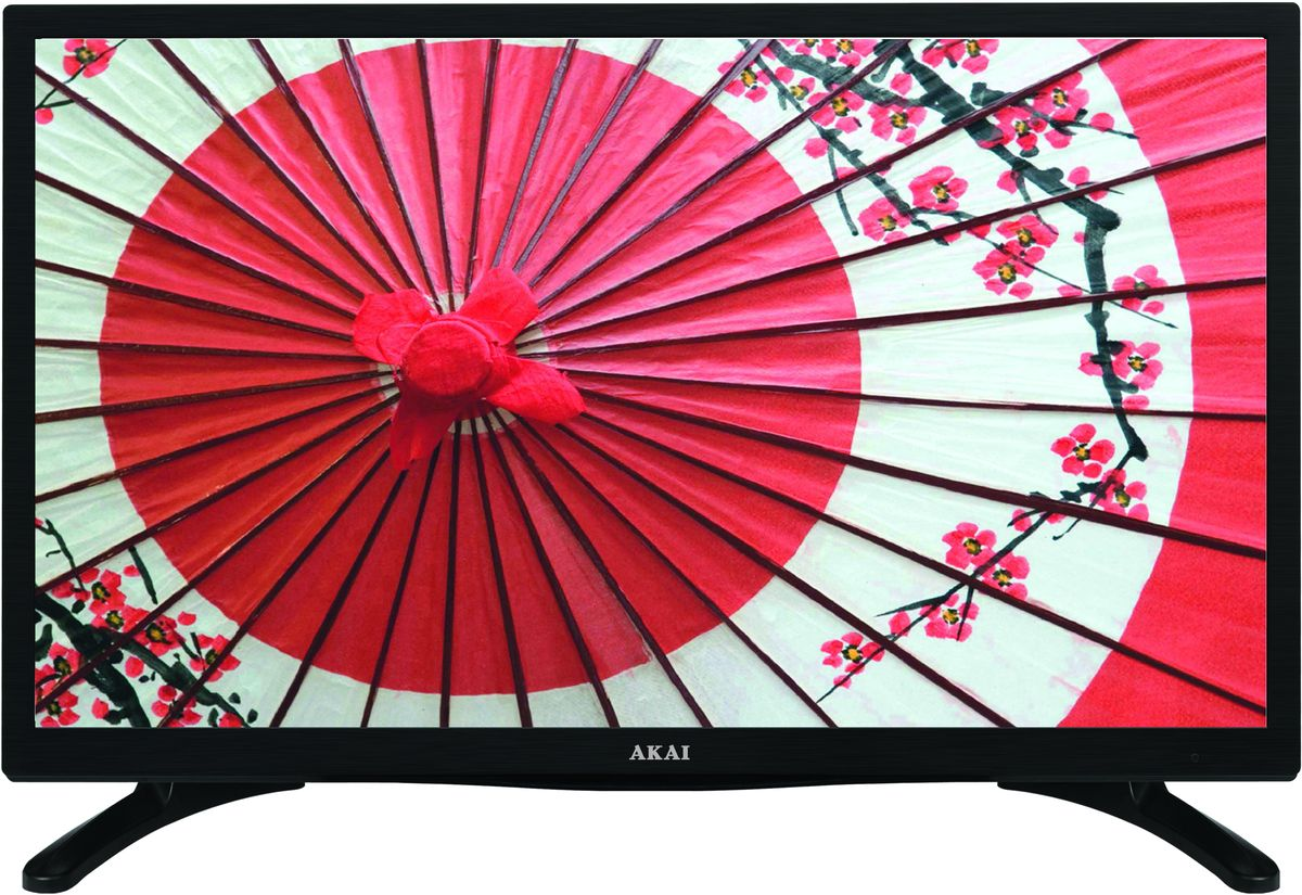 Телевизор Akai LES-28A66M, черный