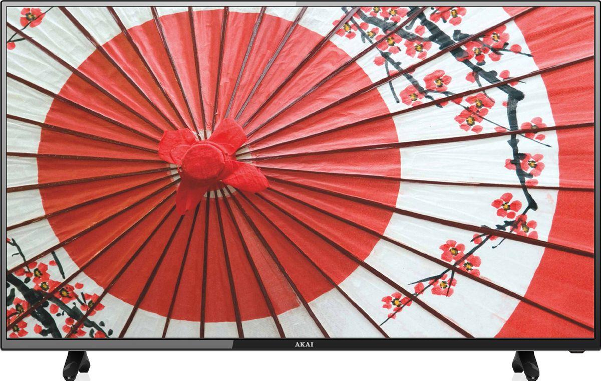цена на Телевизор Akai LES-48X87WF 48, черный