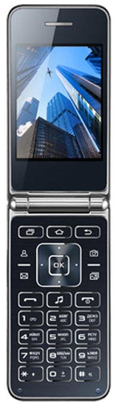 Мобильный телефон Vertex S104, синий телефон ленд ровер все модели фото и цены