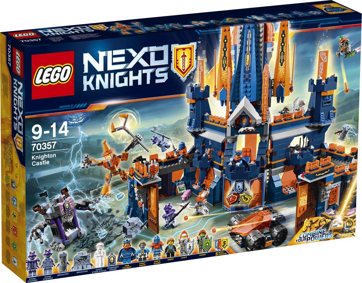 LEGO NEXO KNIGHTS 70357 Королевский замок Найтон Конструктор