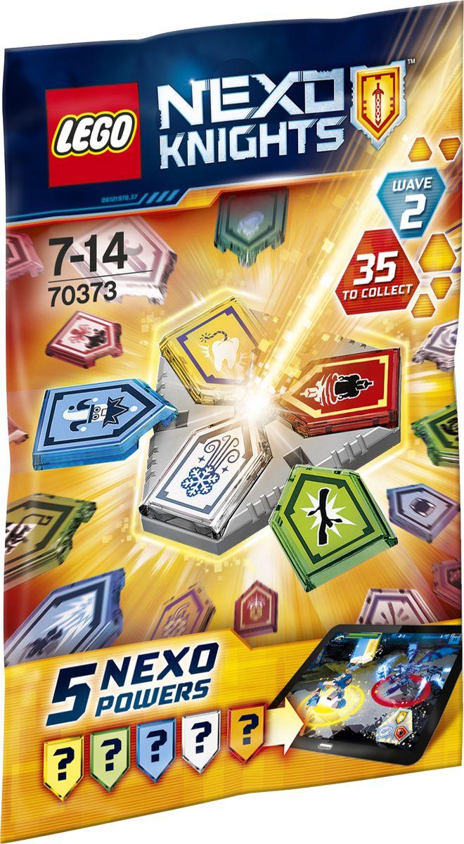 LEGO NEXO KNIGHTS Конструктор Комбо NEXO Силы 2 полугодие 70373
