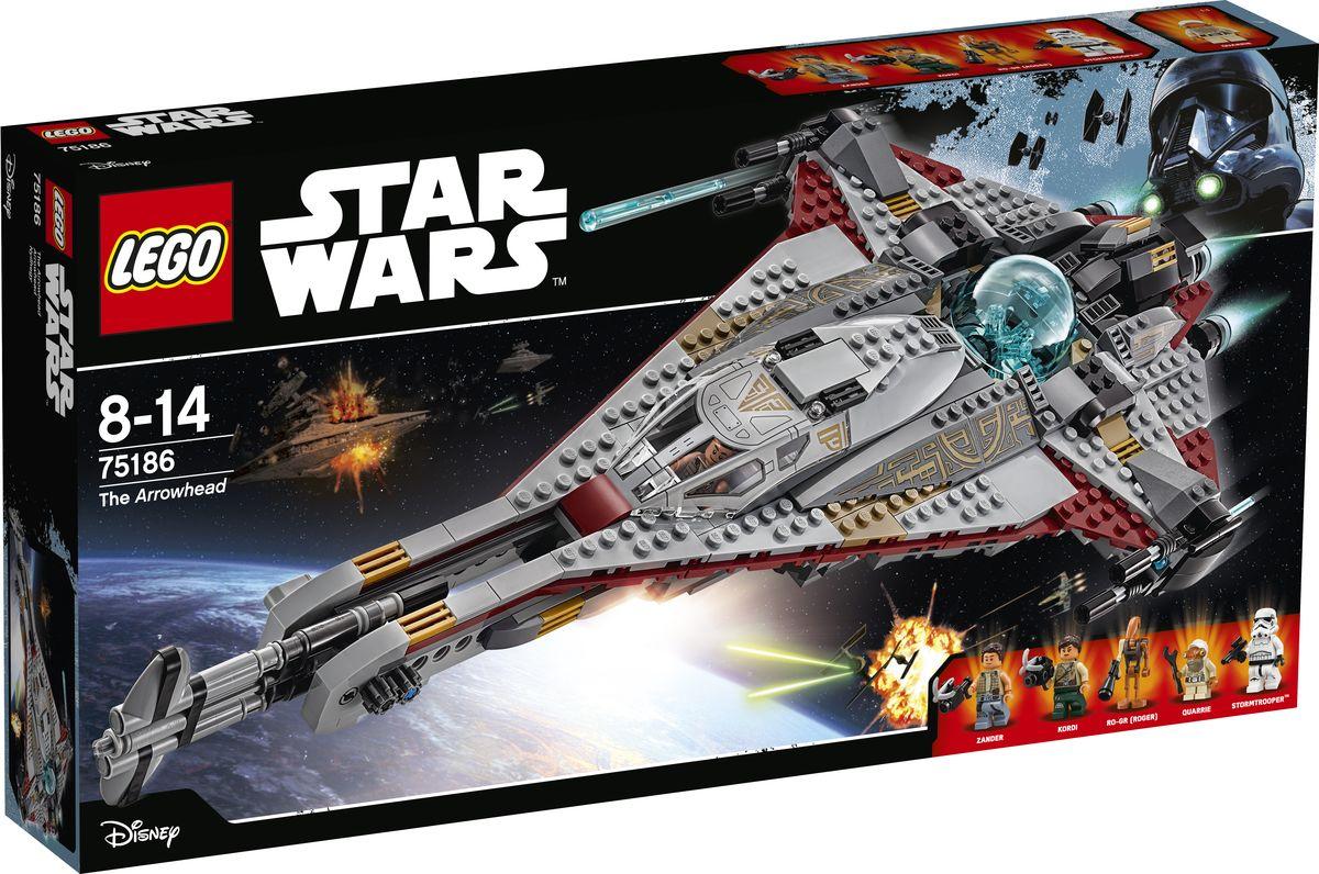 LEGO Star Wars 75186 Стрела Конструктор