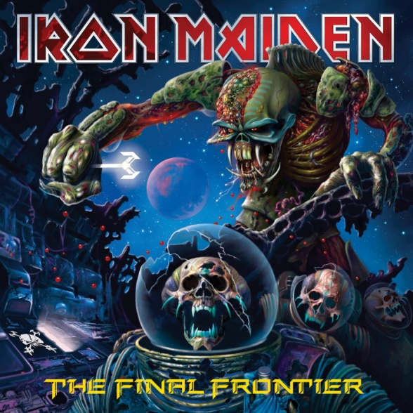 Iron Maiden Iron Maiden. The Final Frontier (2 LP) june francis the unconventional maiden