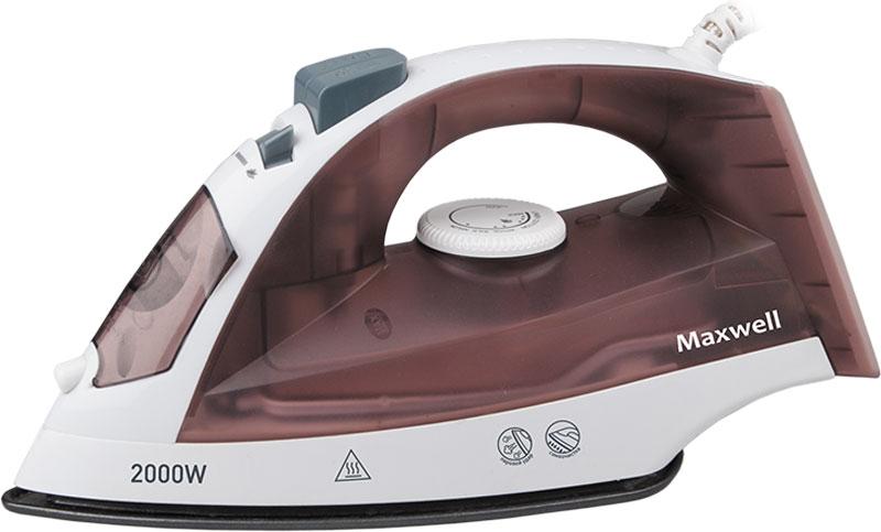 Утюг Maxwell MW-3049(ВN) утюг maxwell mw 3049