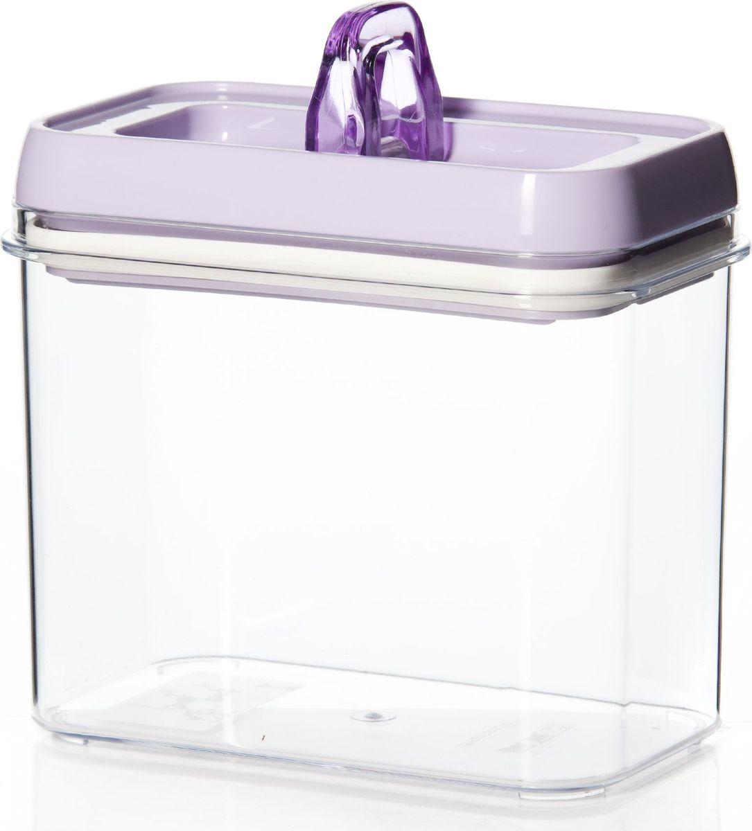 Контейнер для продуктов Herevin, 1,2 л. 161178-033 контейнер вакуумный для пищевых продуктов herevin 600 мл 161173 033