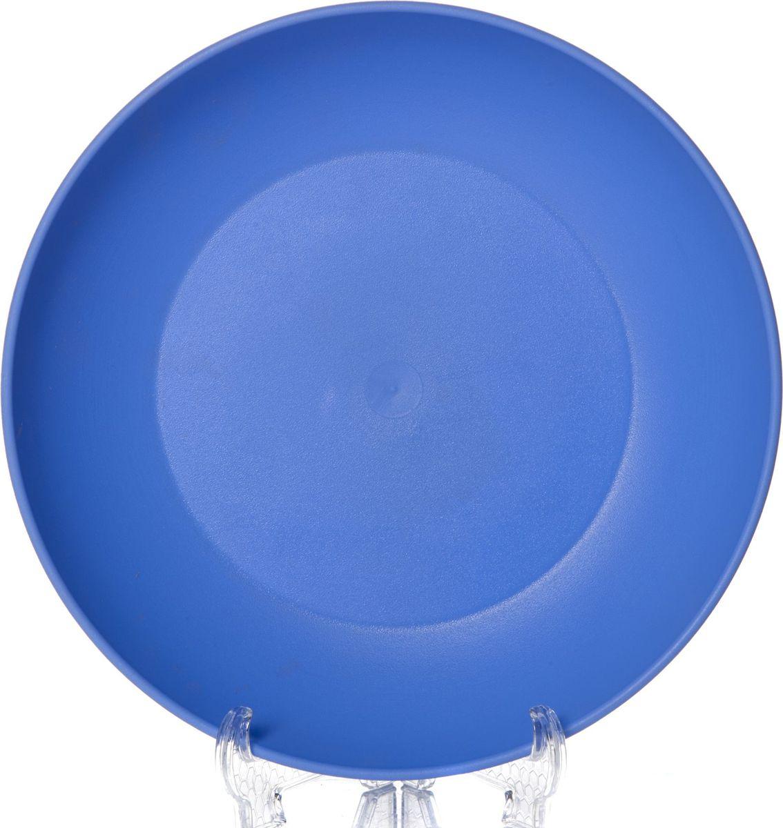 Тарелка Gotoff, цвет в ассортименте, диаметр 18 см тарелка глубокая gotoff цвет фисташковый диаметр 18 5 см