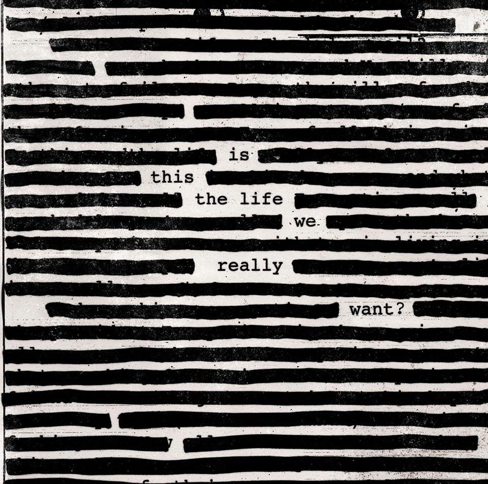 Роджер Уотерс Roger Waters. Is This The Life We Really Want?