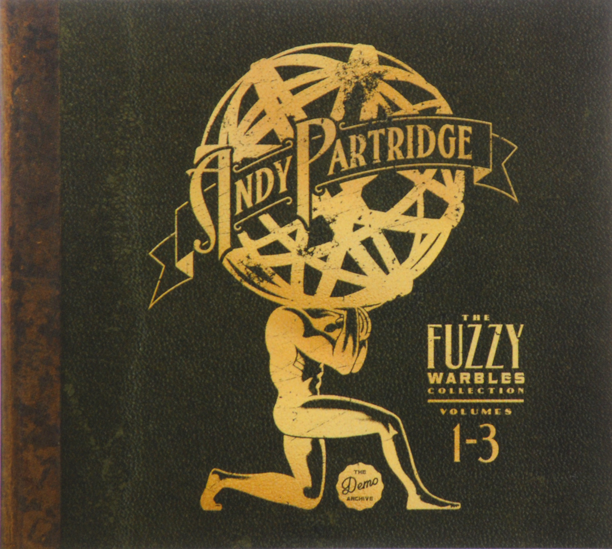 Andrew John Andy Partridge Andy Partridge. Fuzzy Warbles. Volumes 1-3 (3 CD) andrew john andy partridge andy partridge powers