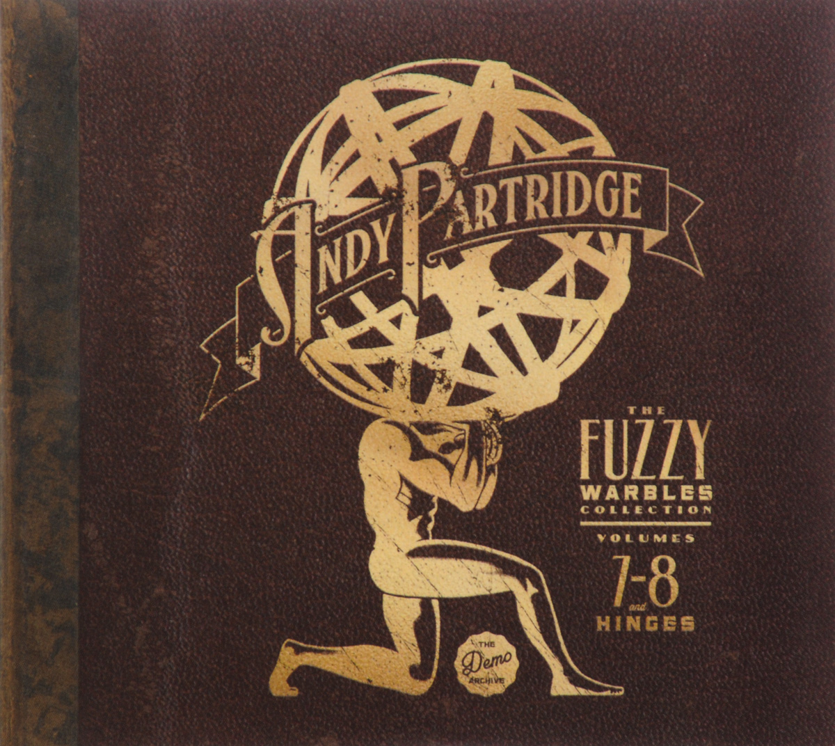 Andrew John Andy Partridge Andy Partridge. Fuzzy Warbles. Volumes 7-8 & Hinges (3 CD) andrew john andy partridge andy partridge powers
