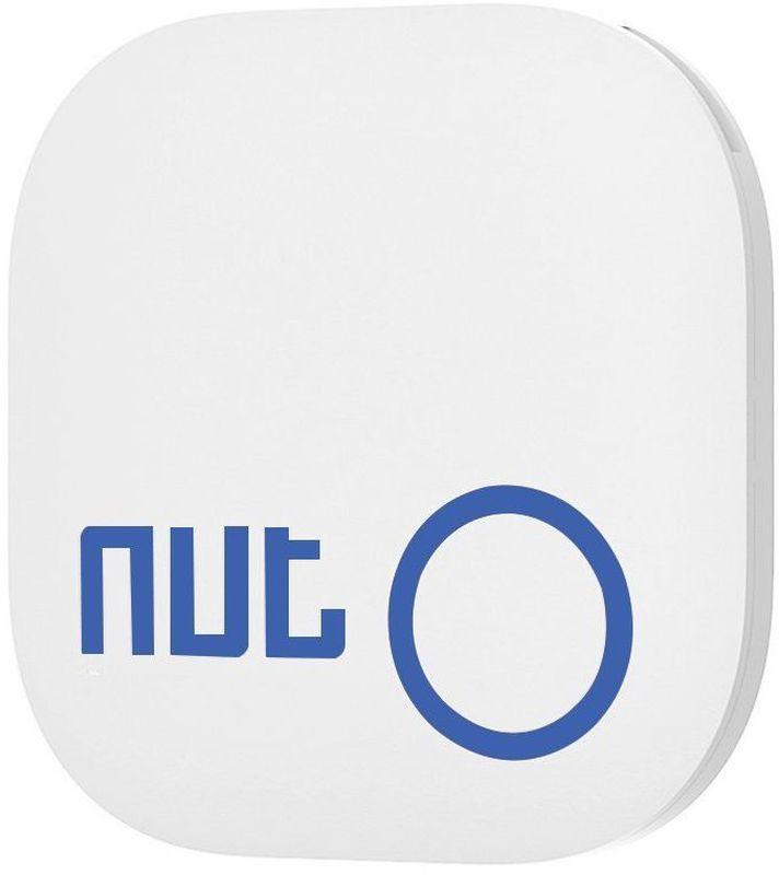 Брелок поисковый NUT, цвет: белый htc bluetooth
