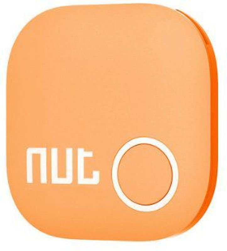 Брелок поисковый NUT, цвет: оранжевый