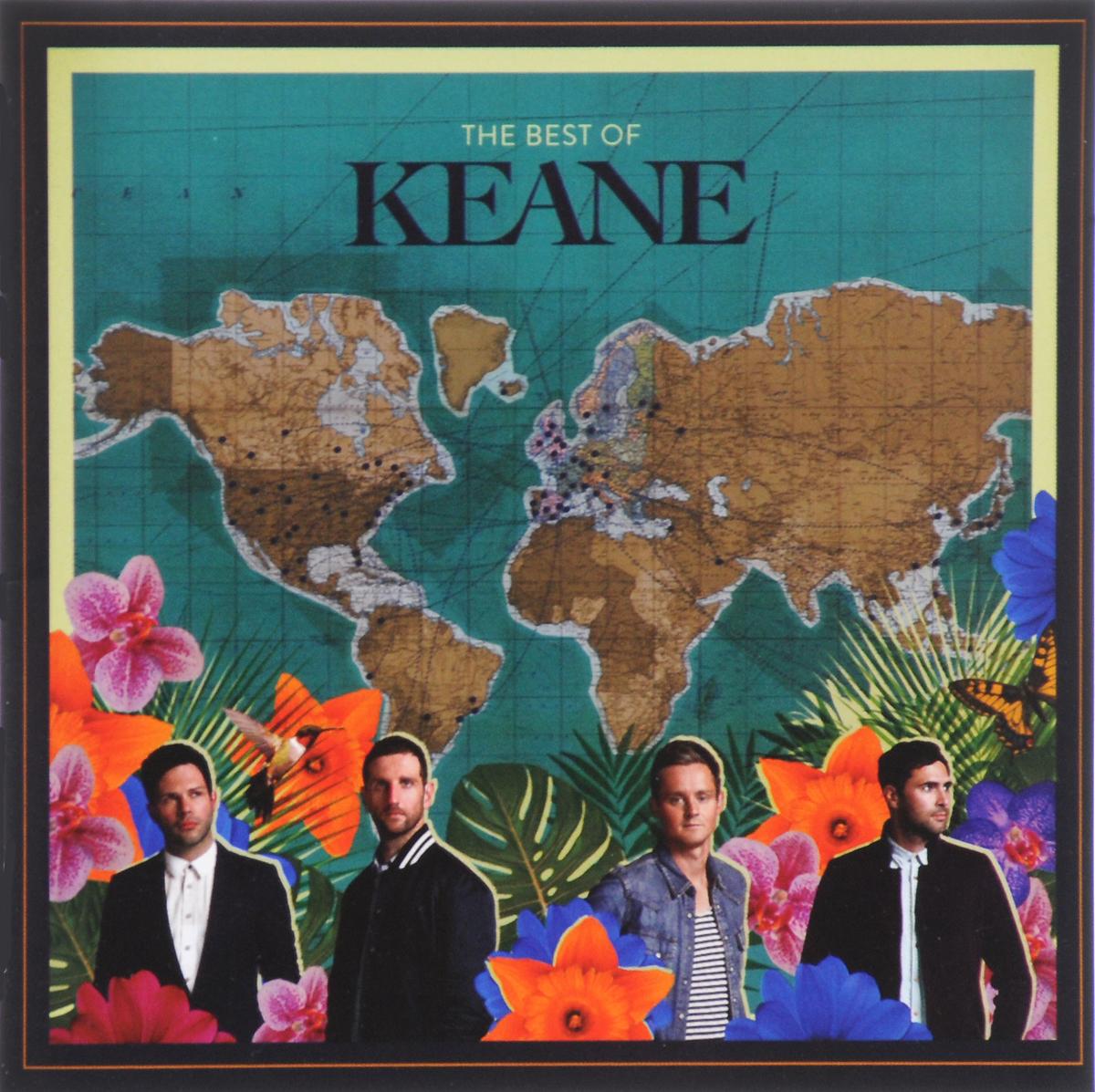 Keane Keane. The Best Of Keane david keane the art of deliberate success the 10 behaviours of successful people isbn 9781118487778