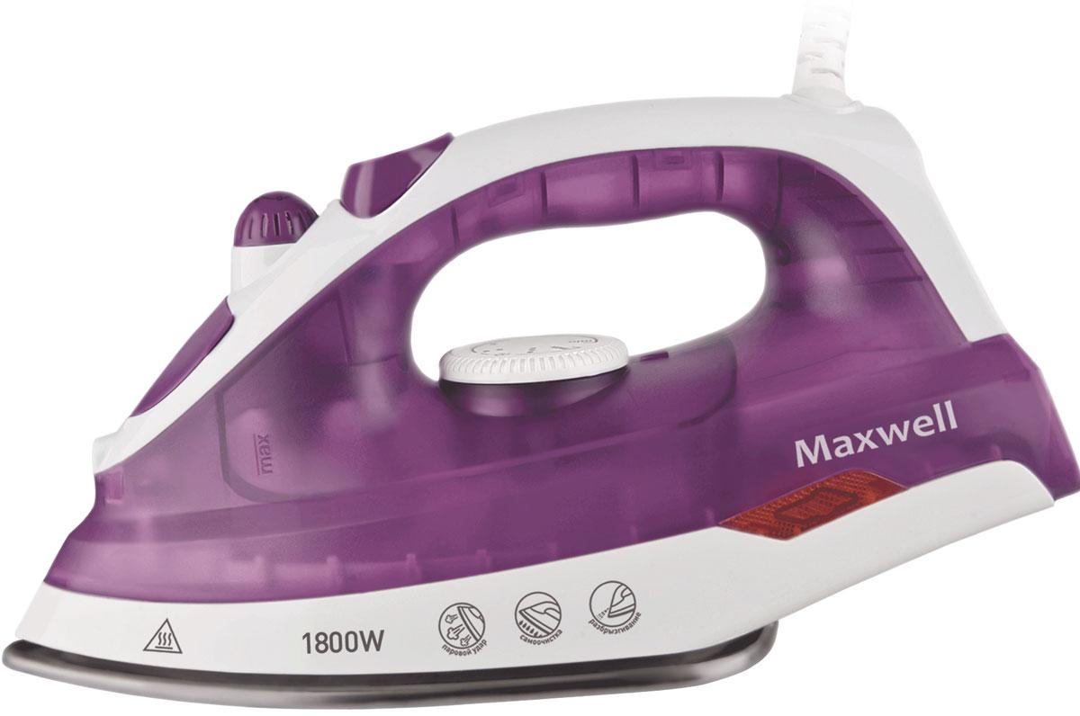 Утюг Maxwell MW-3042(VT) Maxwell