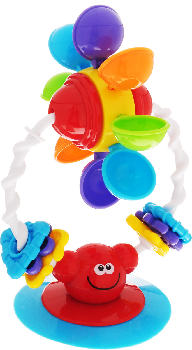 Playgo Развивающая игрушка Цветик-семицветик