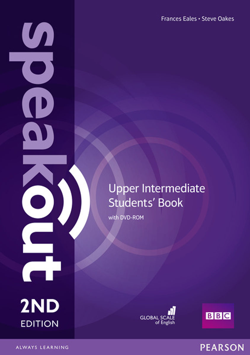 лучшая цена Speakout Upper Intermediate: Student's Book (+ DVD-ROM)