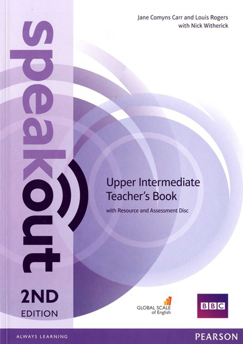Speakout Upper Intermediate Teacher's Book and Resource & Assessment Disc