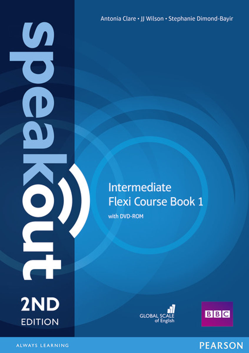 Speakout Intermediate Flexi Course: Book 1 левчук и костюченко м назаров а first aid in case of accidents and emergency situations course book