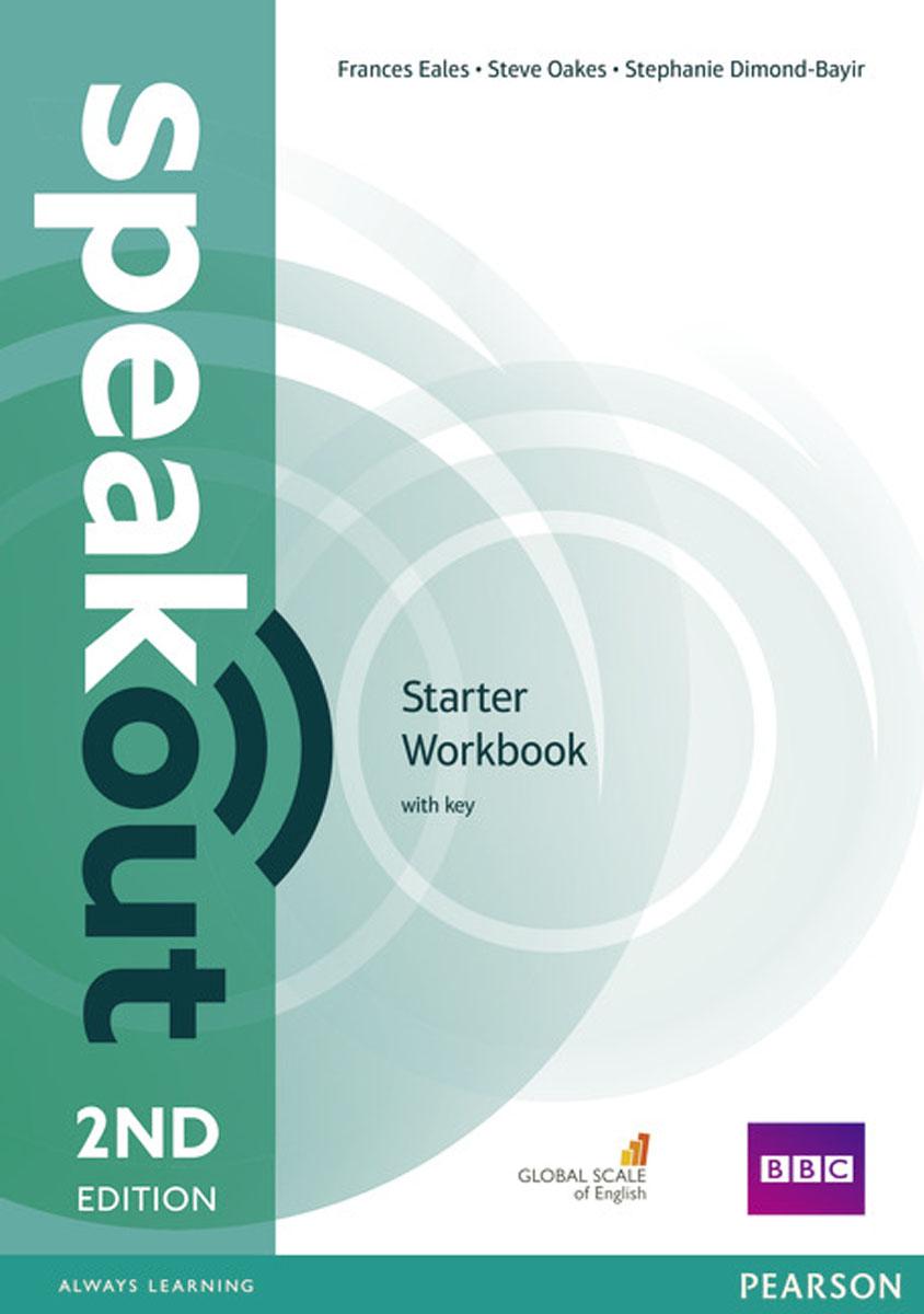 Speakout Starter Workbook with Key speakout starter workbook cd