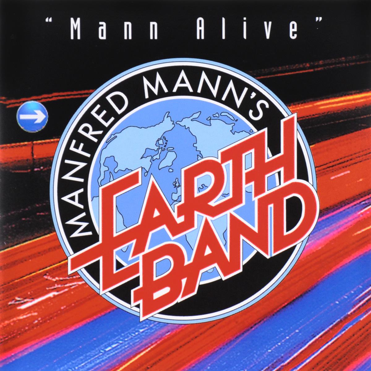 Manfred Mann's Earth Band Manfred Mann's Earth Band. Mann Alive (2 CD) manfred mann s earth band then