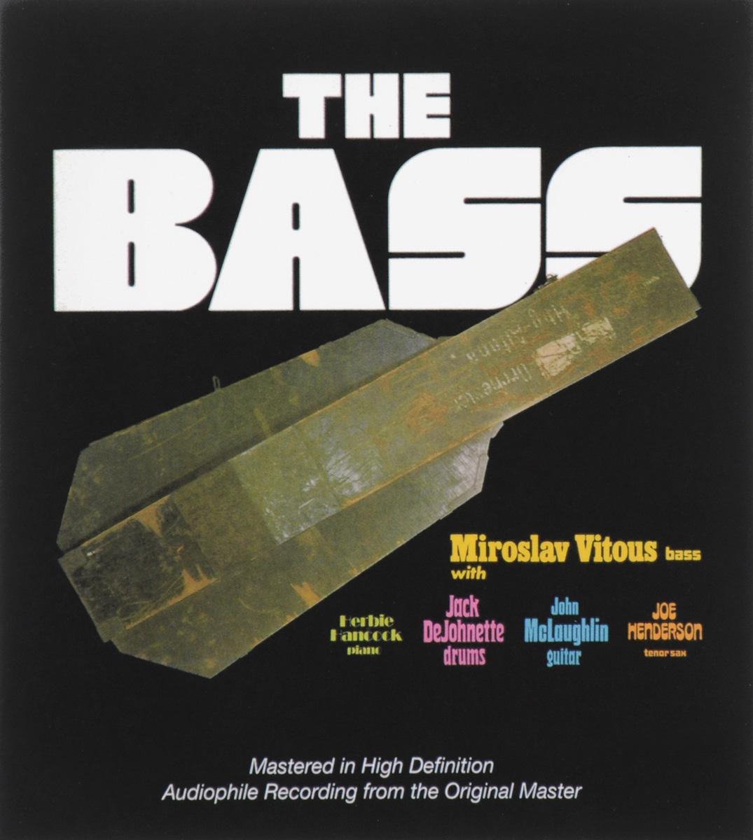 Мирослав Витоус Miroslav Vitous. Bass мирослав дочинець світован
